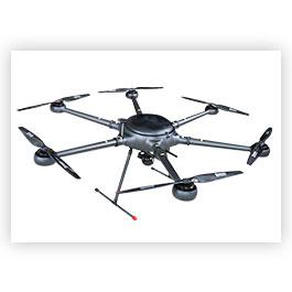 瑞亚160纯电多旋翼