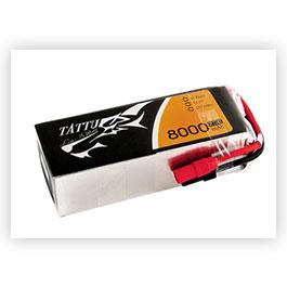 TATTU 8000mAh电池