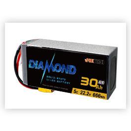钻石固态锂离子电池系列